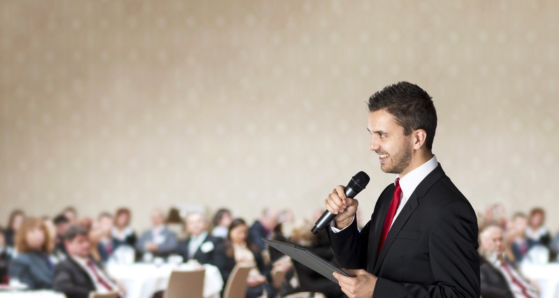 Corporate Function Speaker